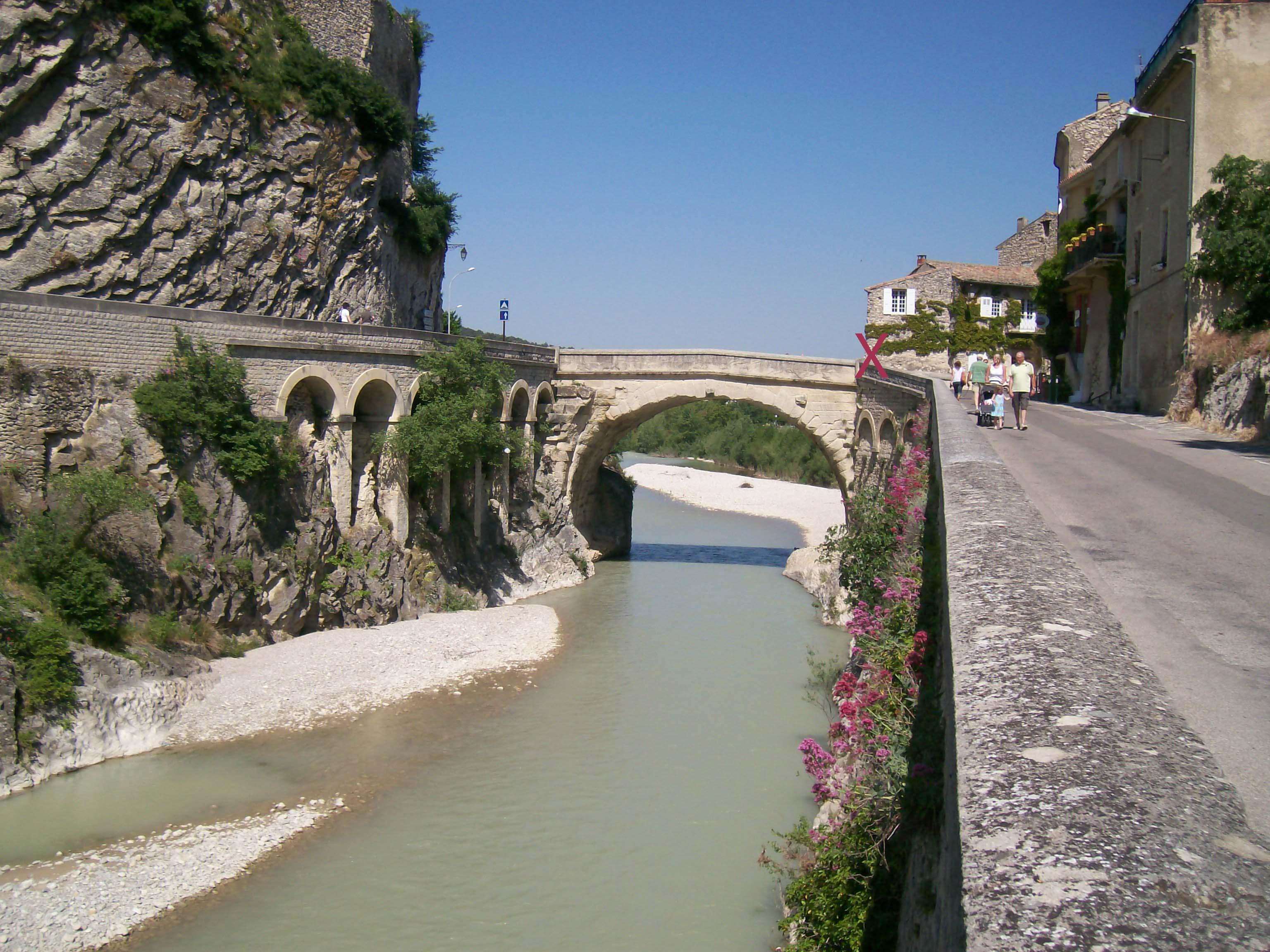 Vaison la romaine la catastrophe pluies extr mes en - Office du tourisme de vaison la romaine ...